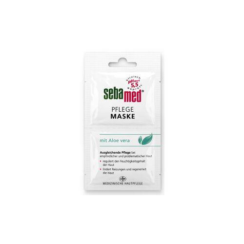 sebamed® Pflege Maske, Mit Aloe Vera, 2 x 5 ml - Packung