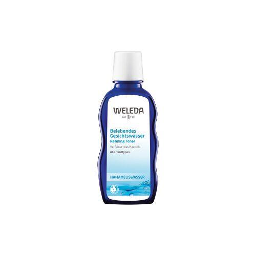 Weleda AG Weleda Belebendes Gesichtswasser, Erfrischt die Haut und verfeinert das Hautbild, 100 ml - Flasche