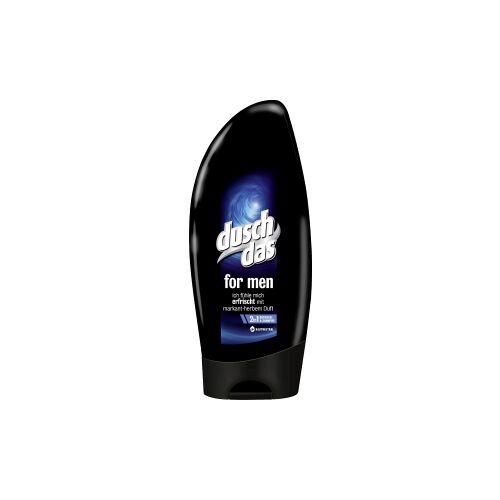 Unilever Deutschland GmbH duschdas Duschgel und Shampoo For Men, Mit markant-herbem Zitrus-Duft, 250 ml - Flasche