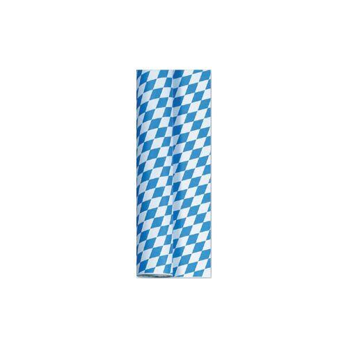 Duni GmbH & Co. KG DUNI Saisonaktion O´zapft is! Tischtuchrolle, Papier Tischtuchrollen, Bayerische Raute, 1 Rolle à 1 Meter x 50 Meter
