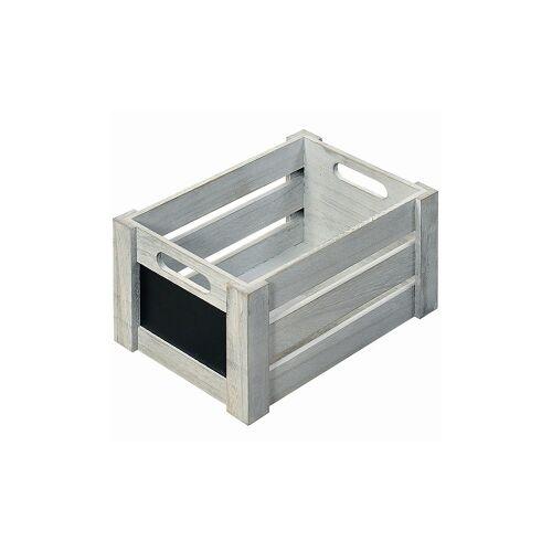 F. Anton Kesper GmbH Kesper Aufbewahrungsbox, Aus Paulowniaholz, Maße: 26 x 16,5 x 13,5 cm