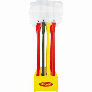 Aeroxon Insect Control GmbH Aeroxon® Fliegenklatsche, Stabile Fliegenklatsche mit flexiblem Klatschenkopf, 1 Fliegenklatsche