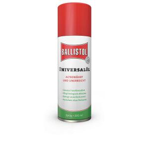Ballistol GmbH Ballistol Universalöl, Spray, Vielseitig einsetzbares Öl zum Schutz und zur Pflege, 200 ml - Spraydose