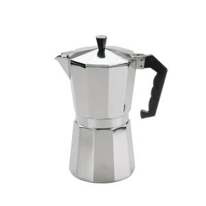Cilio tisch-accessoires GmbH Cilio Classico Espressokocher, Espressomaschine mit Planboden, Für 9 Tassen