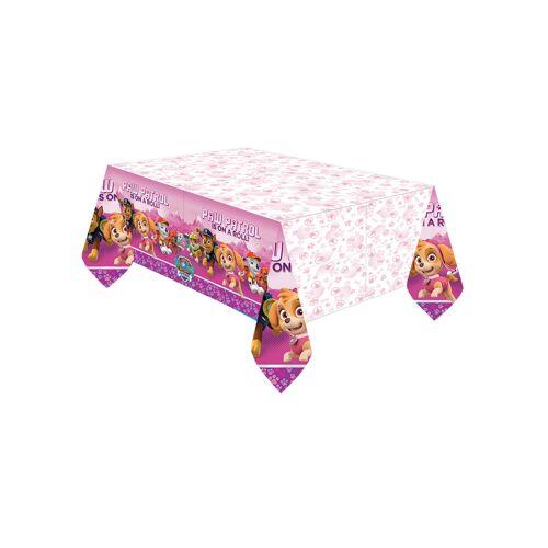 Vegaoo Paw Patrol-Tischdecke für Geburtstage 137 x 274 cm
