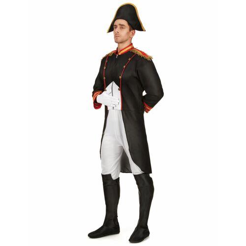 Vegaoo Napoleon-Kostüm für Herren - M