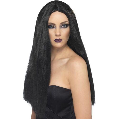 Vegaoo Hexenperücke für Damen - Halloween