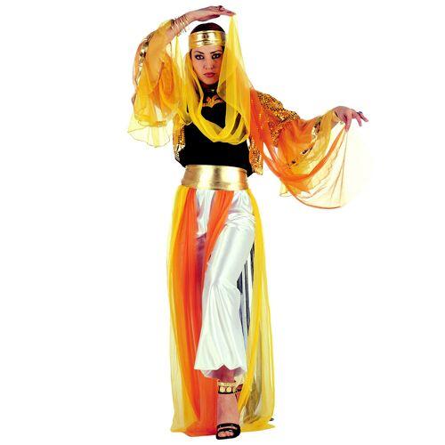 Vegaoo Bauchtänzerinnen- Kostüm für Damen - L