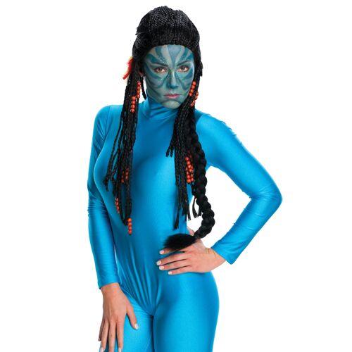 Vegaoo Avatar Deluxe Perücke für Damen