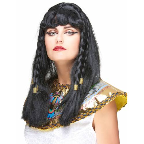 Vegaoo Kleopatra-Perücke für Damen