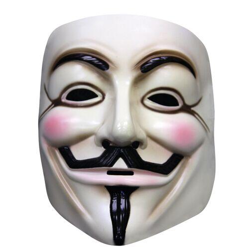 Vegaoo V wie Vendetta Maske für Erwachsene