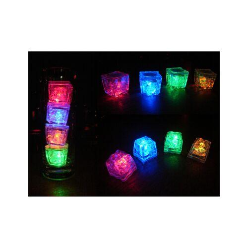 Vegaoo Leuchtende Eiswürfel LED