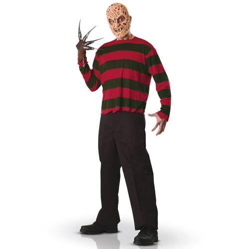 Vegaoo Freddy Krueger-Kostüm für Herren - M
