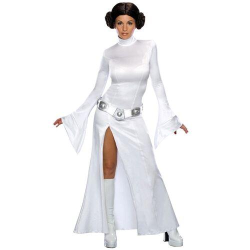 Vegaoo Prinzessin Leia Kostüm für Damen Star Wars - M