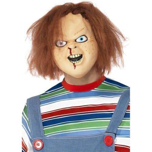 Vegaoo Chucky die Mörderpuppe - Maske
