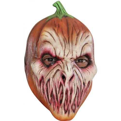 Vegaoo schreckliche Kürbis Maske Halloween für Kinder