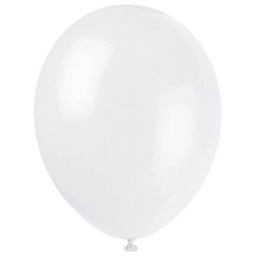 Vegaoo Luftballons Weiss 27cm