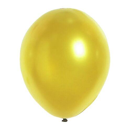 Vegaoo Goldene Luftballons