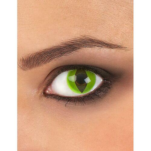 Vegaoo Originelle Kontaktlinsen Reptil