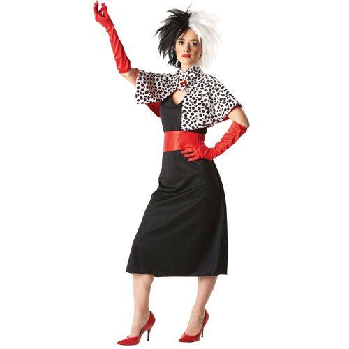 Vegaoo Disney Cruella-Kostüm - M