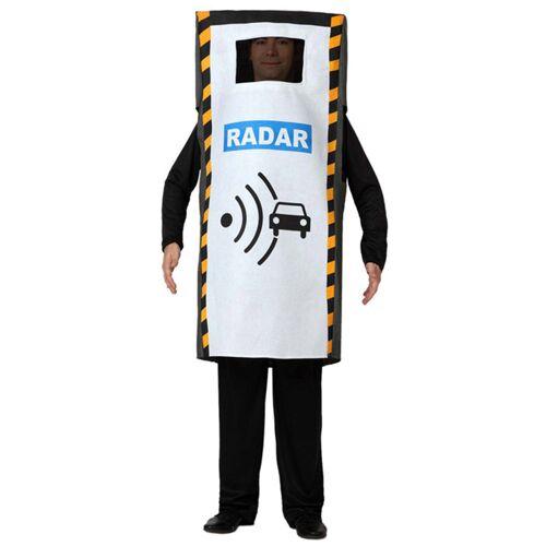 Vegaoo Blitzer-Kostüm für Erwachsene - M / L