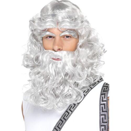 Vegaoo Zeus-Perücke für Herren