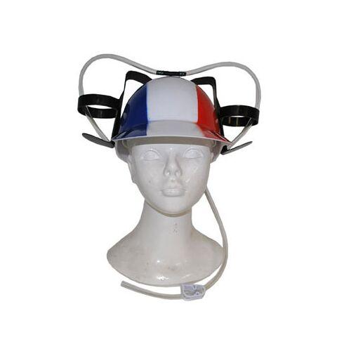 Vegaoo Durstlöscher-Helm Frankreich