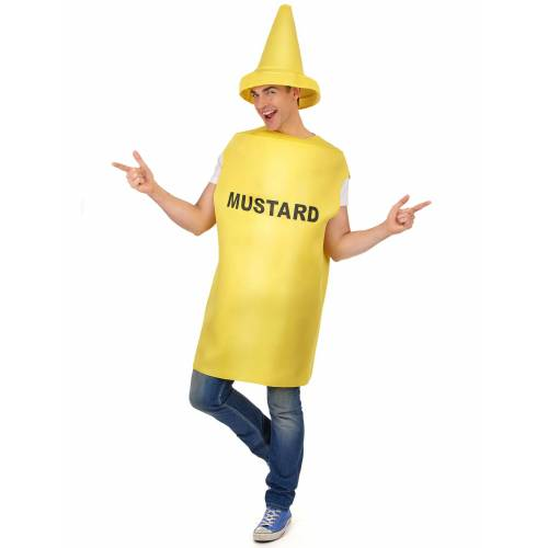 Vegaoo Senftube - Kostüm für Erwachsene