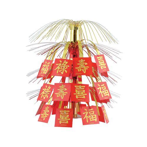 Vegaoo Tischaufsteller - Chinesisches Neujahr