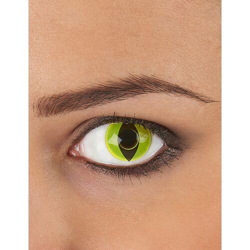 Vegaoo Kontaktlinsen Reptil