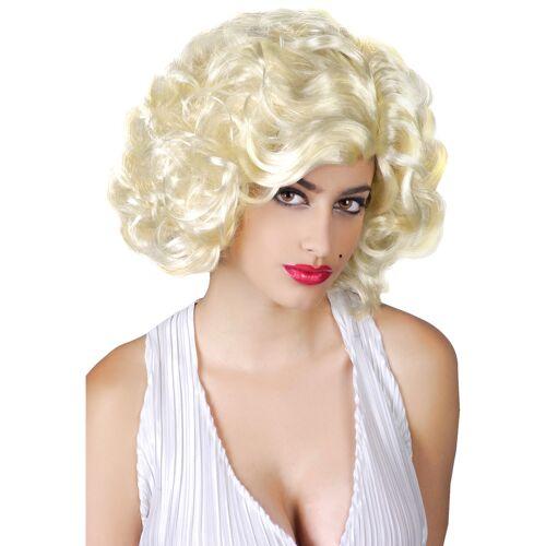 Vegaoo Perücke Marilyn für Frauen