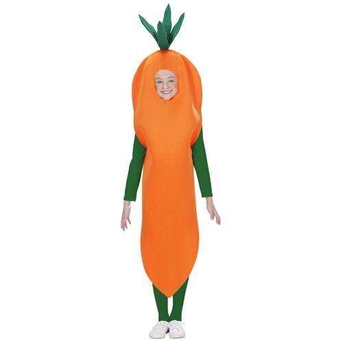 Vegaoo Karotte Kostüm für Kinder - 158 (11-13 Jahre)