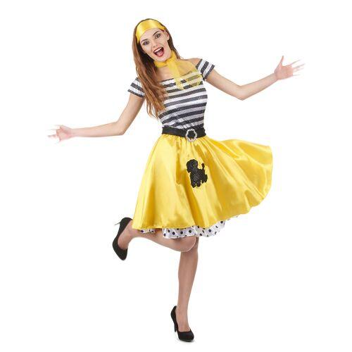 Vegaoo Frauen Kostüm der 50iger Jahre - S