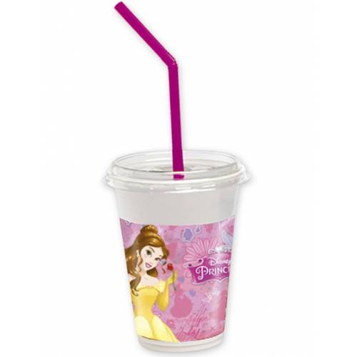 Vegaoo 12 Disney Prinzessinnen Becher