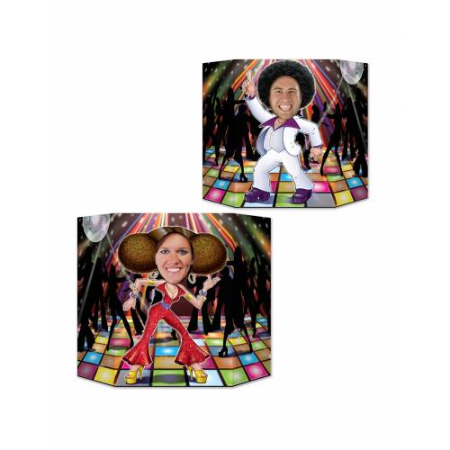 Vegaoo Fotowand Disco