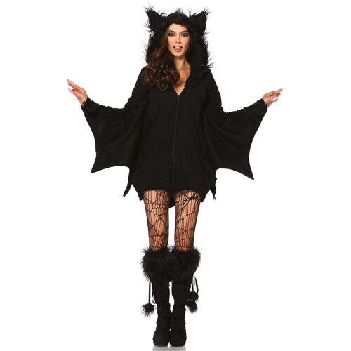 Vegaoo Fledermauskostüm für Damen - XL