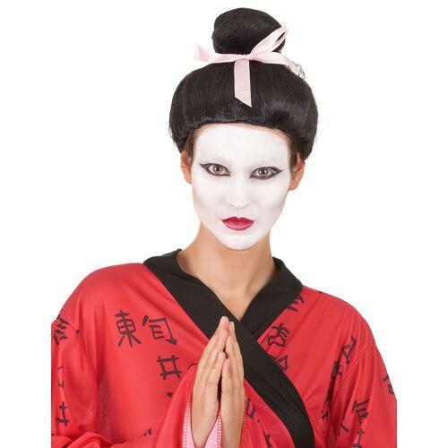 Vegaoo Geisha Perücke für Frauen