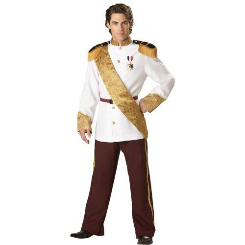 Vegaoo Prinzen-Kostüm für Herren - Deluxe - L