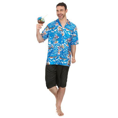 Vegaoo Hawaii Tourist Kostüm