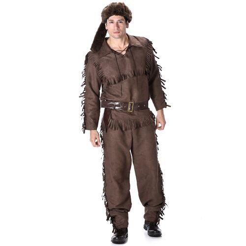 Vegaoo Trapper Kostüm für Herren - L