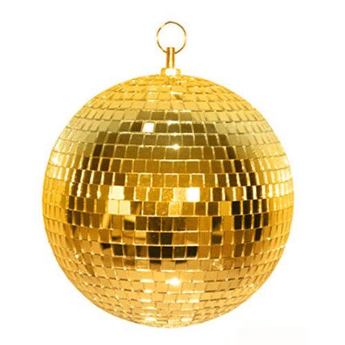 Vegaoo Discokugel - Gold