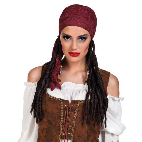 Vegaoo Piraten Perücke