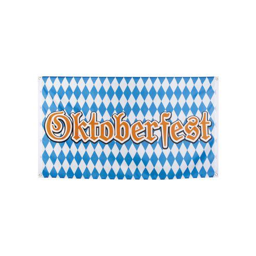 Vegaoo Stoff-Fahne Oktoberfest