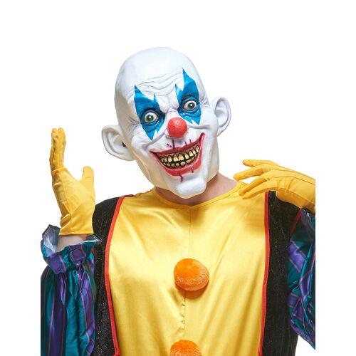 Vegaoo Latex-Maske Clown
