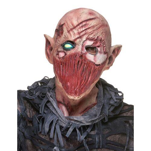 Vegaoo Zombie-Maske aus Latex