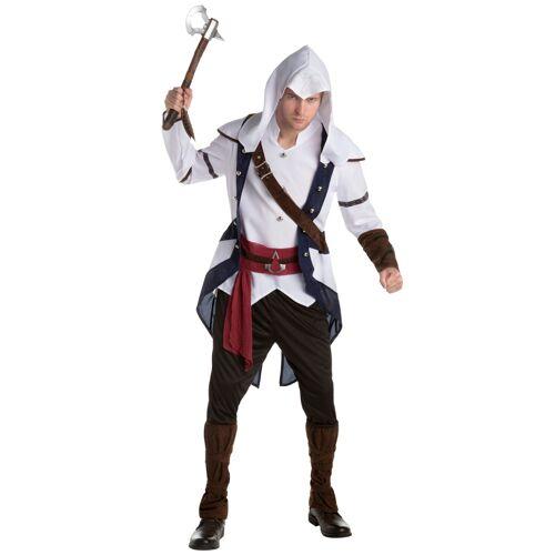 Vegaoo Connor Assassin's Creed Kostüm für Erwachsene
