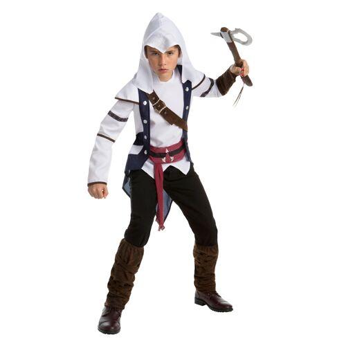 Vegaoo Connor Kostüm aus Assassin's Creed für Jugendliche - 146 (10-12 Jahre)