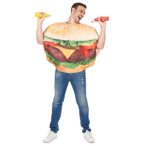 Vegaoo Burger Kostüm für Erwachsene