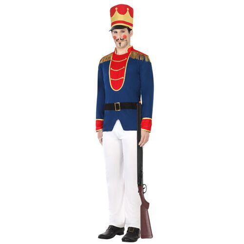 Vegaoo Nussknacker Kostüm für Herren - M / L