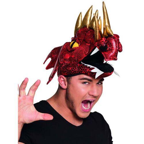 Vegaoo Hut chinesischer Drachen für Erwachsene